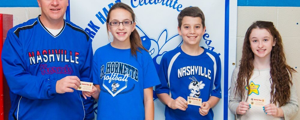 Lions Club Purchase Movie Tickets For Nashville Students